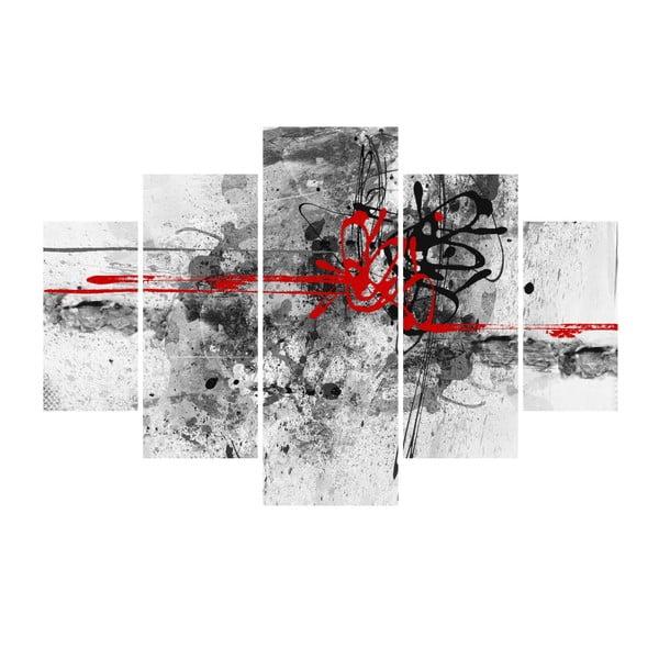 Viacdielny obraz Luca, 92x56 cm