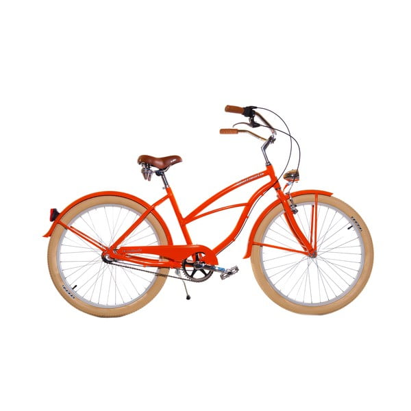 Bicykel  Chillovelo Orange Fox