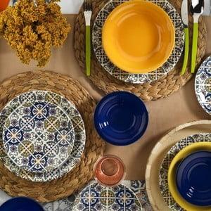 24-dielna sada porcelánového riadu Kutahya Terrio