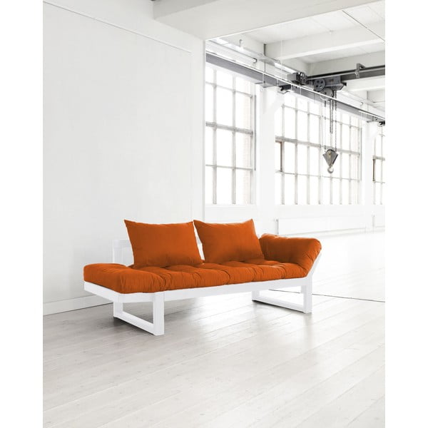 Pohovka Karup Edge White/Orange