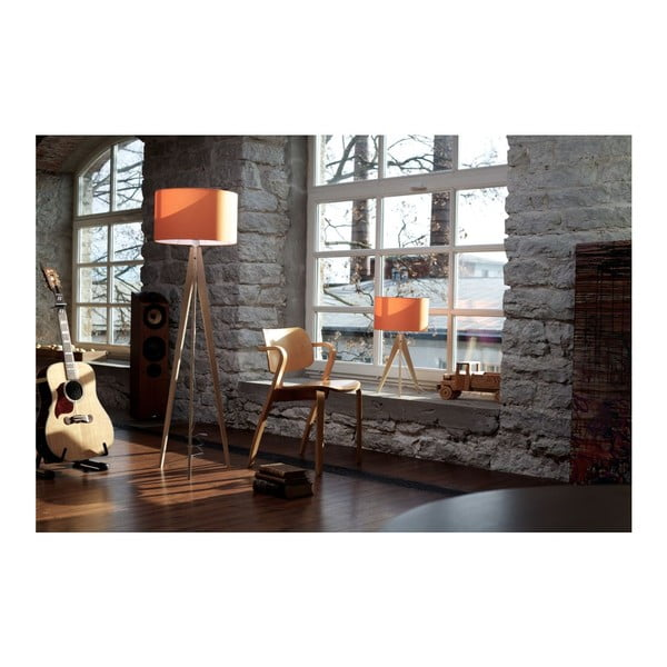 Stolová lampa Artist Birch Dark Brown/Grey