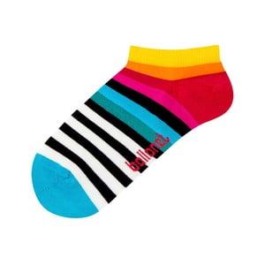 Členkové ponožky Ballonet Socks Rainbow, veľkosť36-40