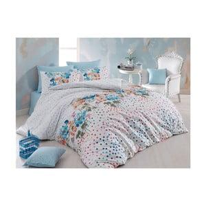 Bavlnené obliečky s plachtou Simon, 200 x 220 cm