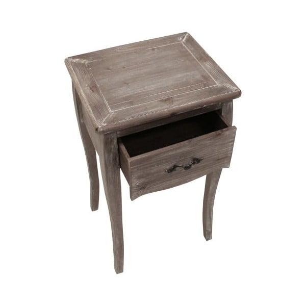 Odkladací stolík Kamill, 42x73x35 cm