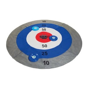 Hra hádzania s diskom Deluxe Grey