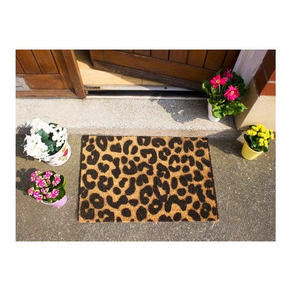 Rohožka Artsy Doormats Leopard, 40x60cm