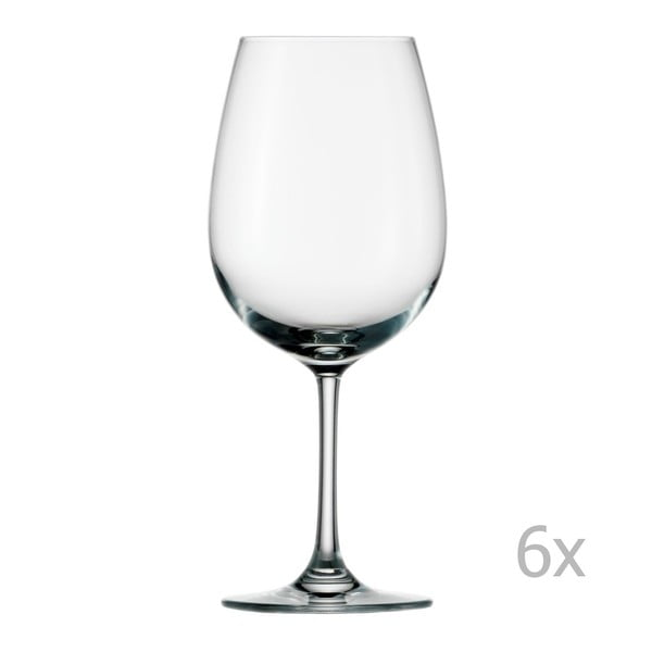 Set 6 pohárov Weinland Bordeaux, 540ml