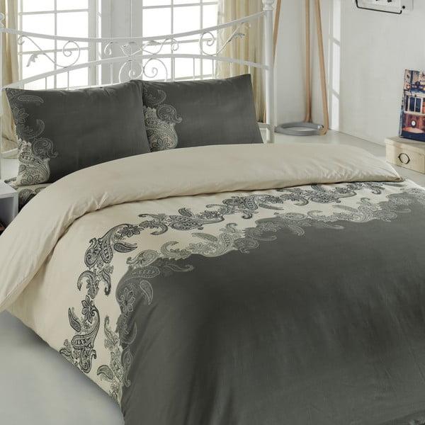 Obliečky s plachtou na dvojlôžko Mixscarlet, 200×220cm