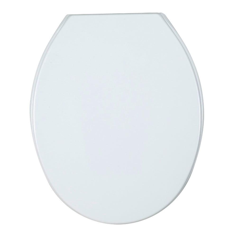 Biela WC doska Wenko Aurora