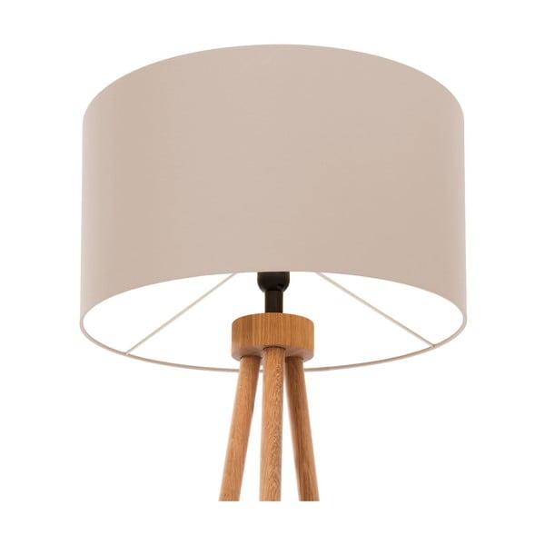 Stojacia lampa White Inside Taupe