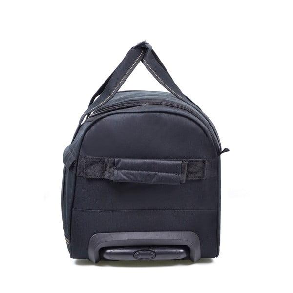 Cestovná taška na kolieskach Cadenas Black, 112 l