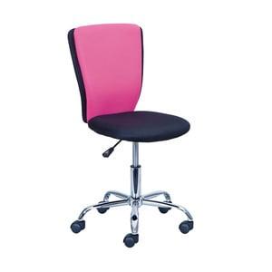 Ružová kancelárska stolička 13Casa Judy