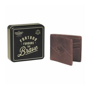 Kožená peňaženka Gentlemen 's Hardware Bi Fold