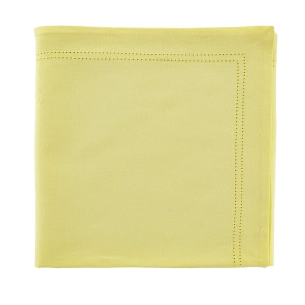 Obrus Ajour 150x250 cm, žltý