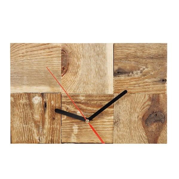 Nástenné hodiny Natural Plain