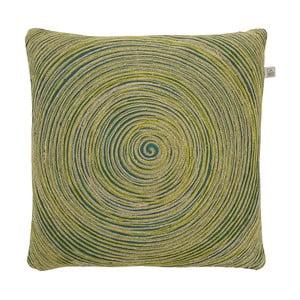 Vankúš Rolga Green, 45x45 cm