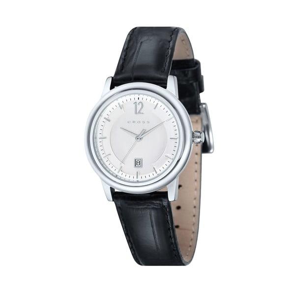 Dámske hodinky Cross New Chicago Silver, 31 mm