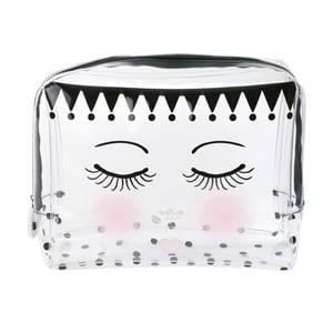 Kozmetická taštička Miss Étoile Eyes And Dots, 24 x 9 cm