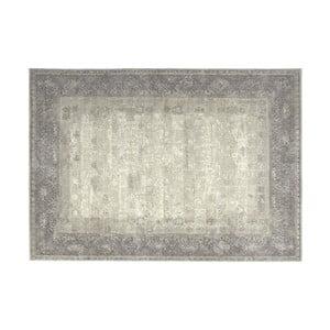 Sivý vlnený koberec Kooko Home Skittle, 160 × 230 cm