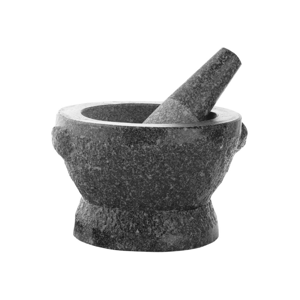 Sivý mažiar Premier Housewares Mortar and Pestle