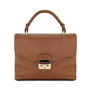 Kožená kabelka Cherie Taupe