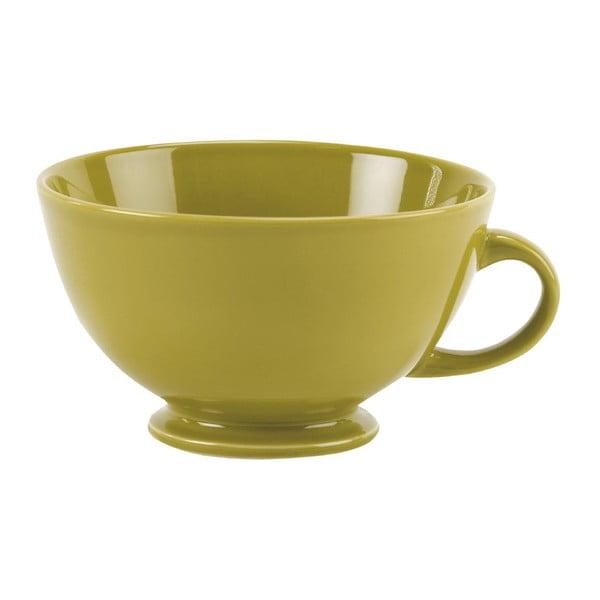 Hrnček Jumbo, olivový