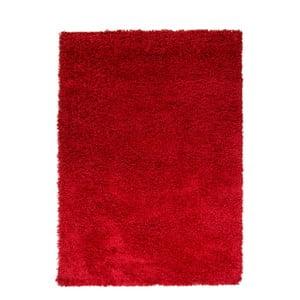 Červený koberec Flair Rugs Cariboo Red, 160×230cm