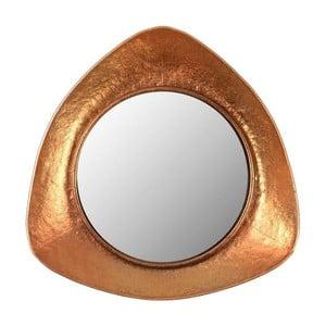 Zrkadlo Metal Gold Decor, 46x5x46 cm