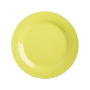 Kameninový tanier Price & Kensington Green Dinner, 21 cm