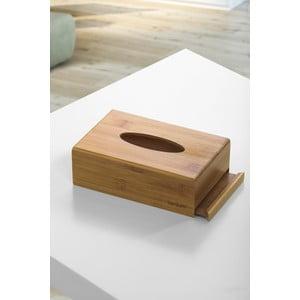 Bambusový box na vreckovky Metta