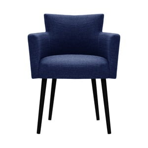 Modrá stolička Corinne Cobson Billie