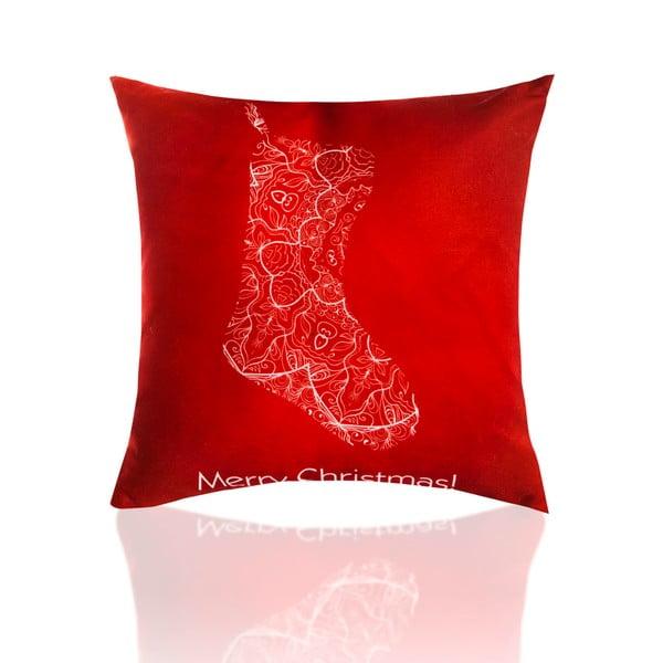 Vankúš Christmas V23, 45x45 cm