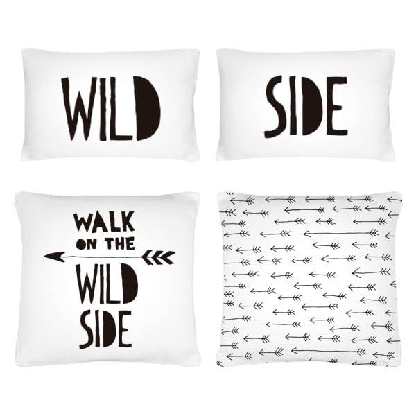 Sada 3 vankúšikov Wild Side