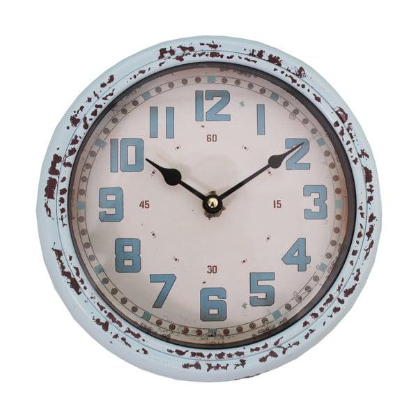 Nástenné hodiny Pendule, modré