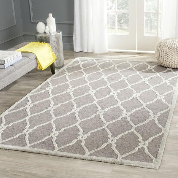 Vlnený koberec Augusta, 152x243 cm