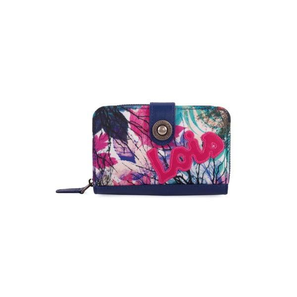 Peňaženka Lois Wallet Azzure, 14x9 cm
