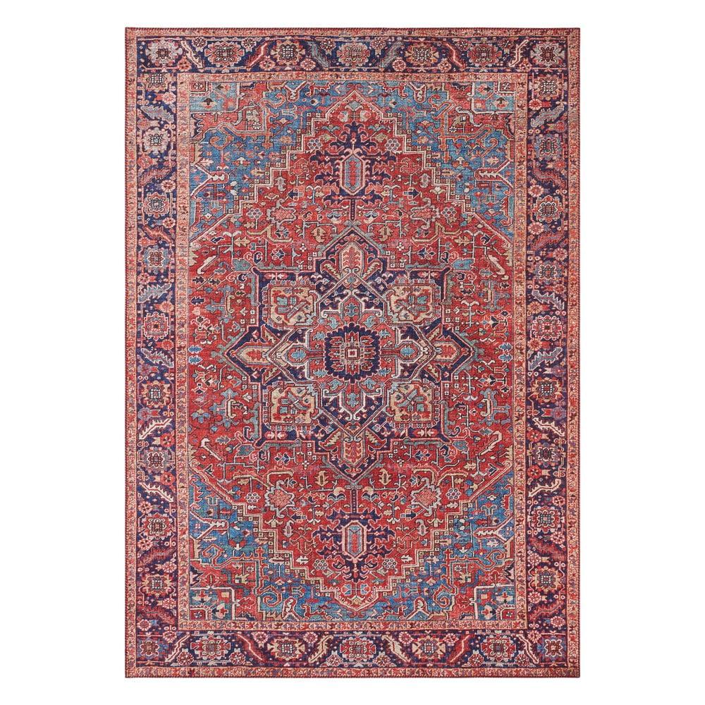 Červený koberec Nouristan Amata, 120 x 160 cm