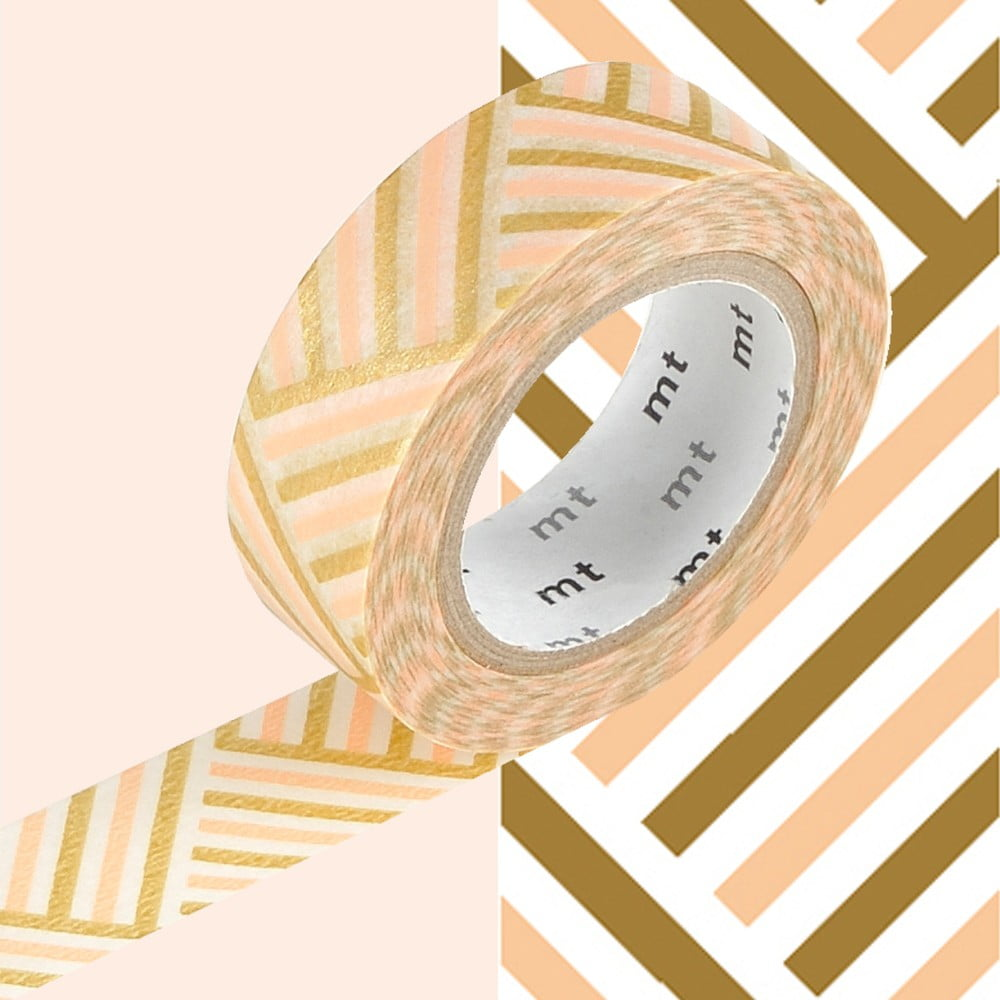 Washi páska MT Masking Tape Cornelie, návin 10 m