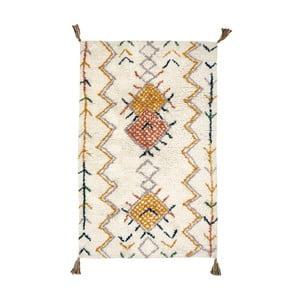 Bavlnený koberec Nattiot Trishna, 110×160 cm