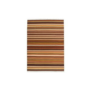 Vlnený koberec Atacama 160x230 cm, hnedý