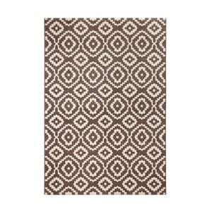 Hnedý koberec Mint Rugs Diamond Ornamental, 200 x 290 cm
