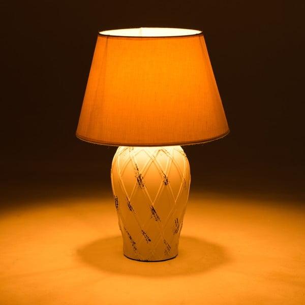 Keramická stolová lampa Ceramino
