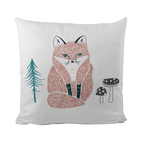 Vankúš Fox Mina, 50x50 cm