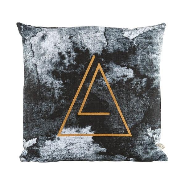 Obliečka na vankúš Triangle Shades, 50x50 cm