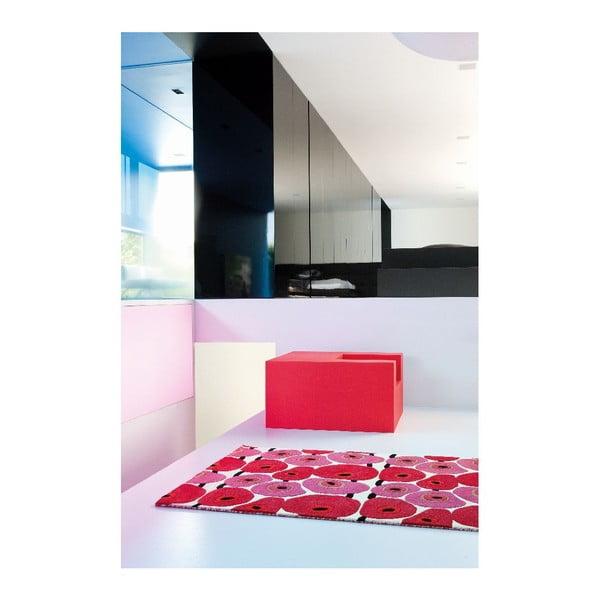 Vlnený koberec Avocadis, 60x120 cm
