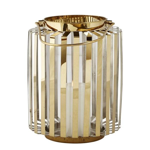 Lampáš KJ Collection Brass Steel, 18cm