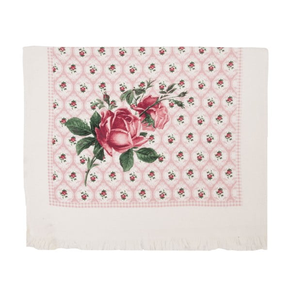 Prestieranie Clayre Roses, 40x60 cm
