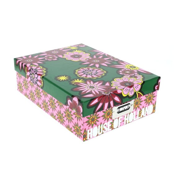 Úložný box Blueprint Collections Floralista