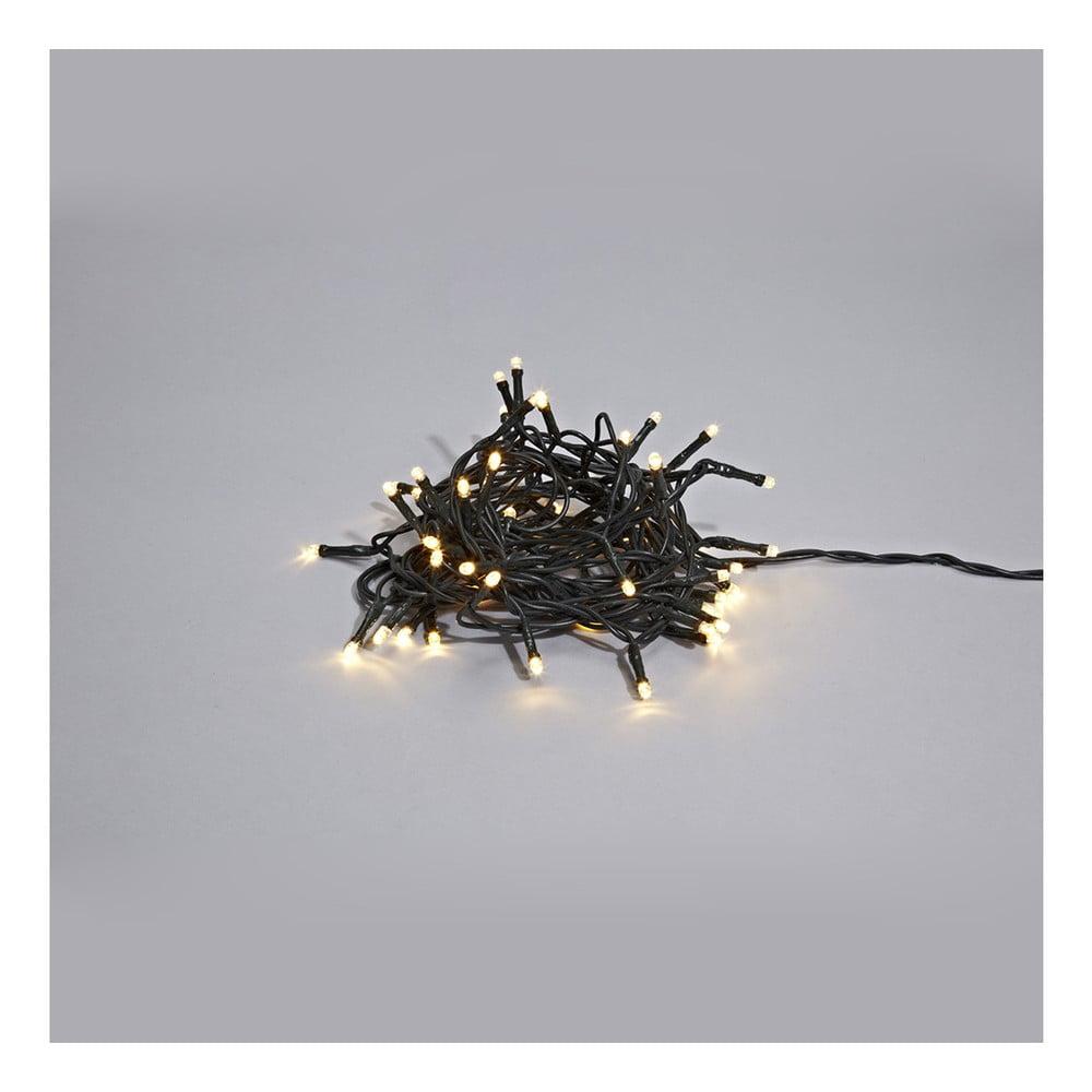 Zelená svietiaca LED reťaz Markslöjd Sken Multi Lungo, 240 svetielok, dĺžka 17 m