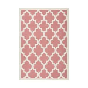 Ružový koberec Kayoom Maroc Criss, 120 x 170 cm